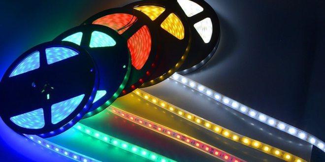 RGB LED flexible lightstrip 5050 Android News Martin Ottawa