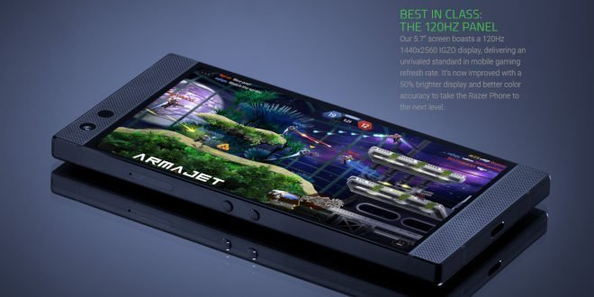 Razer 2 Phone on sale android news martin ottawa
