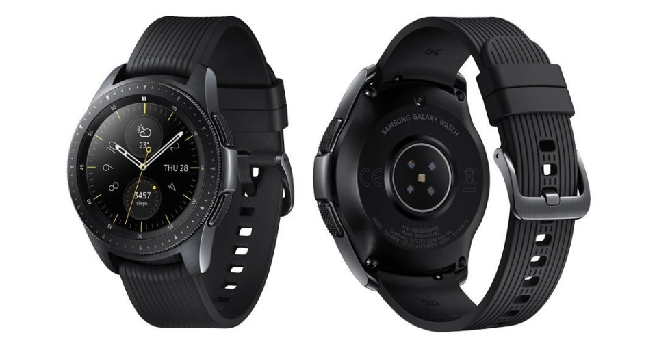 Samsung Galaxy Watch - Martin Guay - Android News Canada Ottawa