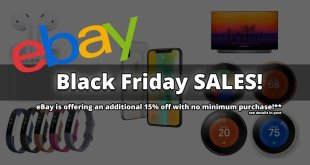 eBay Canada Deals Black Friday android news martin ottawa
