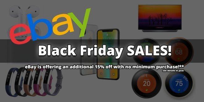 eBay Canada Deals Black Friday android news martin ottawa
