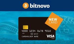 البنك الإلكتروني Bitnovo لتحويل البيتكوين الى بطاقات Visa