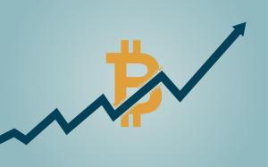 سعر البيتكوين يتعدى 6100 دولار والقيمة السوقية تتعدى 101 مليار دولار