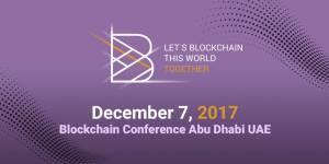 مؤتمر ابوظبي BConference لمناقشة كل المجالات التي ستبنى على البلوكشين