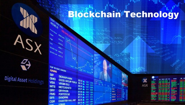 ASX أكبر بورصة في أستراليا تتبنى تكنولوجيا البلوكتشاين