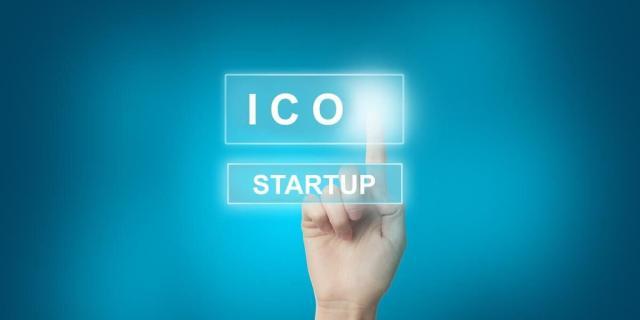 العرض الأولي للعملة المشفرة ICO للشركات الناشئة