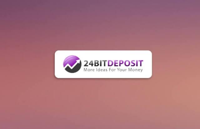 24BitDeposit تطلق برنامج الإستثمارالعالي العائد HYIP يقبل الدفع بالبتكوين .