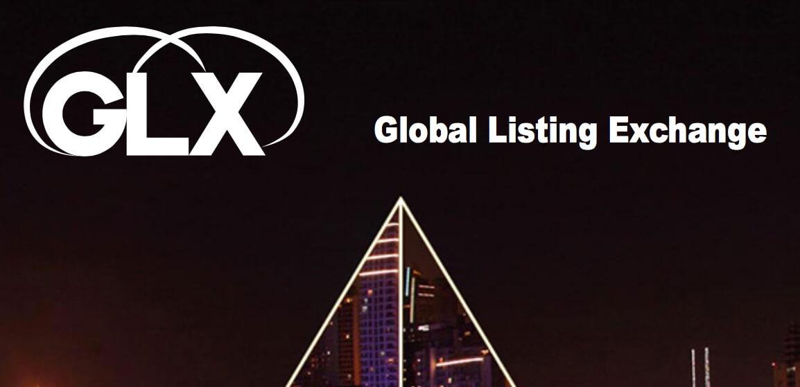 شركة Global Listing ExchangeTM تعلن عن ICO لبيع عملة GLXCoin