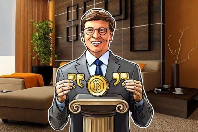 """Bill Gates، """"العملات المشفرة… تسبب الموت والآلام """""""