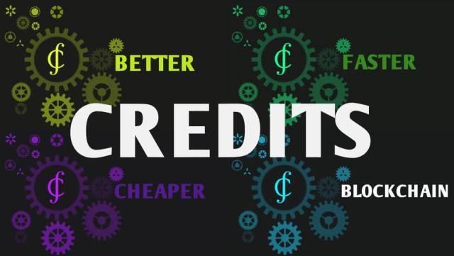 دراسة CREDITS حول إستخدام تكنولوجيا البلوكشين في المؤسسات المالية