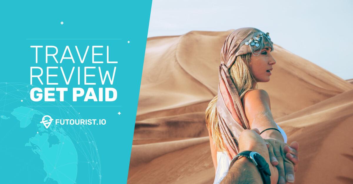 Futourist أول منصة لتقييم الأسفار و الرحلات قائمة على تكنولوجيا البلوكشين