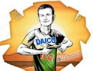شرح مبسط لما هي دايكو DAICO النسخة الجديدة ل ICO