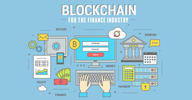 كيف تؤثر تكنولوجيا البلوكشين في القطاع المالي ؟