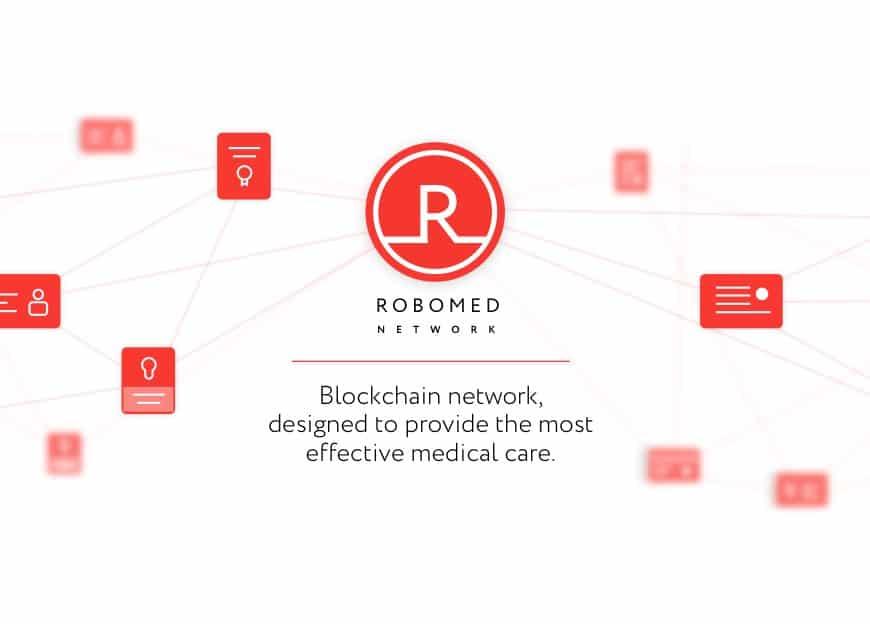 Robomed Network والرعاية الصحية القائمة على البلوكشين