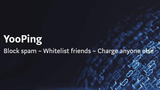 مشروع YooPing للقضاء على الإتصالات و الرسائل الغير مرغوبة بإستخدام تكنولوجيا البلوكشين و العقود الذكية