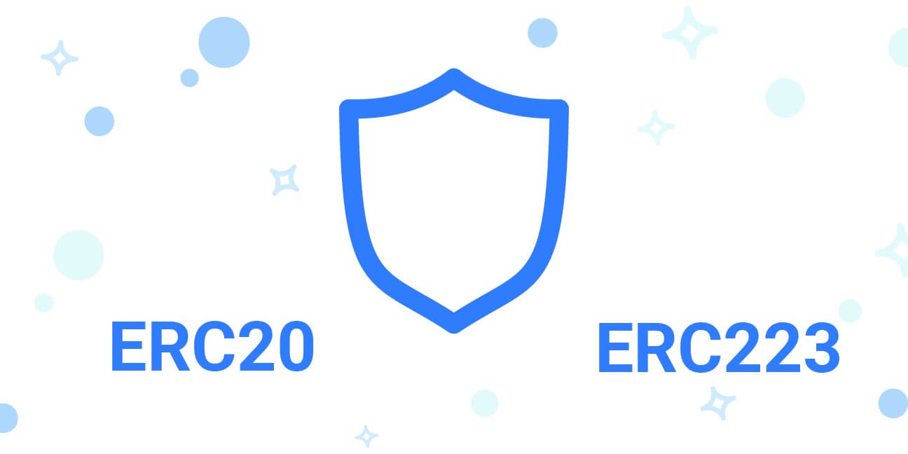 جديد! رمز ERC223 النسخة الجديدة من ERC20
