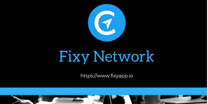 مشروعFixy Network لتسهيل إستخدام العملات الرقمية في الحياة اليومية