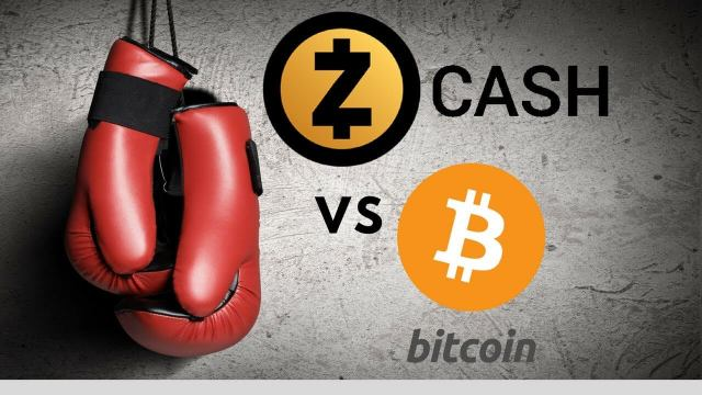 Zcash مقابل البيتكوين : لماذا قد تكون Zcash أفضل ؟