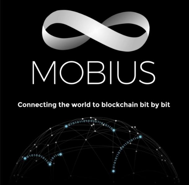 """Mobius هو مشروع يهدف إلى ربط التطبيقات والأجهزة وتدفق البيانات إلى """"النظام البيئي blockchain"""