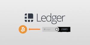 كيفية إرسال البيتكوين من محفظة Ledger Nano S لأي محفظة