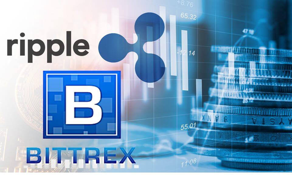 Ripple في شراكة مع ثلاثة منصات لتبادلات التشفير
