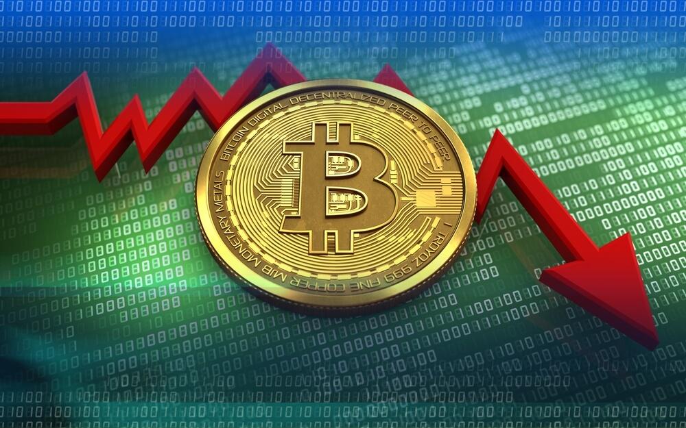 العملات البديلة تعرف خسائر مهمة بعد انخفاض سعر البيتكوين عن مستوى 7000 دولار