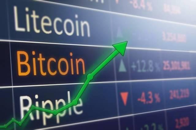 بعد أسبوعين من الإنخفاض ،أسواق العملات الرقمية المشفرة تحقق ارتفاعا في الأسعار و الريبل ينمو بنسبة %68