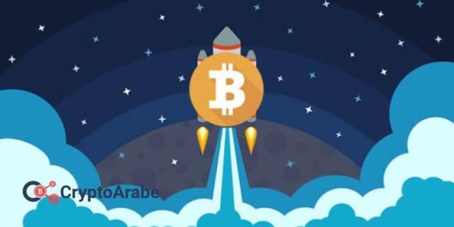 تشير المؤشرات ان عملة Bitcoin تتجه نحو 9000 دولار
