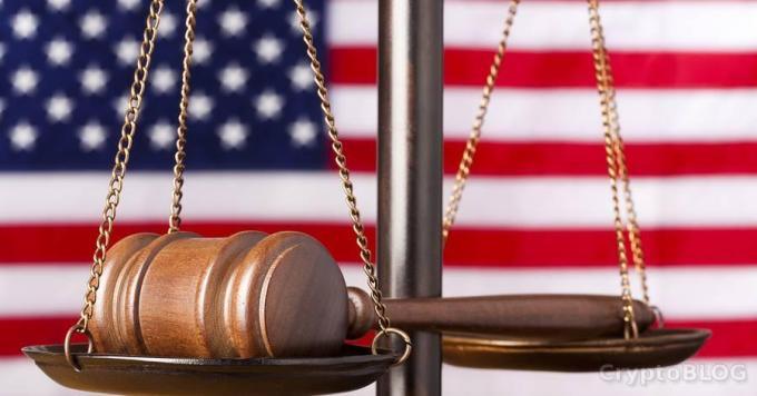 В США выросло число судебных исков, связанных с криптовалютами