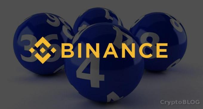Binance разыгрывает 37 000 токенов BNB среди трейдеров