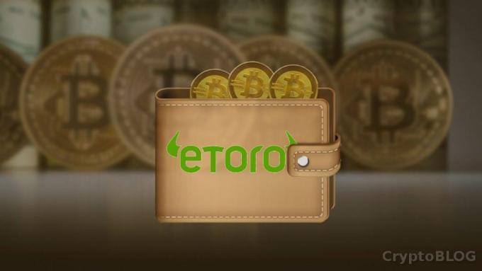 Инвестиционная платформа еToro представила криптовалютный кошелек