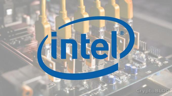 Intel запатентовала метод энергоэффективного майнинга