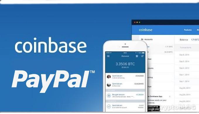 Coinbase официально подтвердила информацию о возможности вывода средств через PayPal