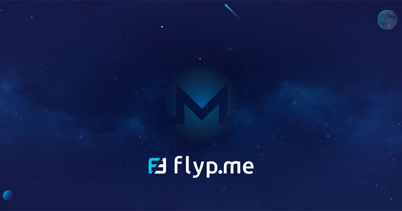 Flyp.me implements Monero's sub-addresses