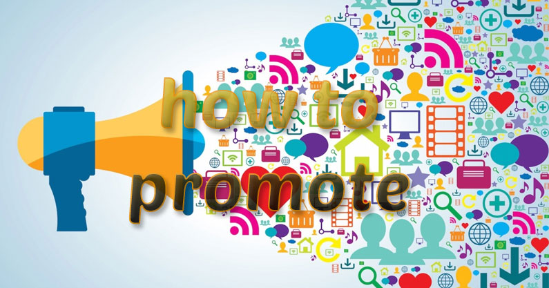 how to promote