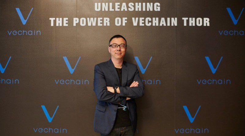 vechain tokenswap binance