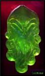 Clear Gummy Cthulhu