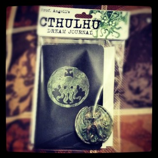 Cthulhu Dream Journal