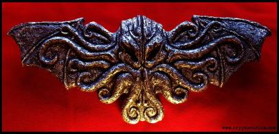 Cult of Cthulhu Altar Plaque