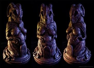 Shub-Niggurath collage
