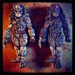 Predator Yautja Magnets Hunters