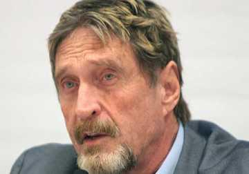 John Mcafee