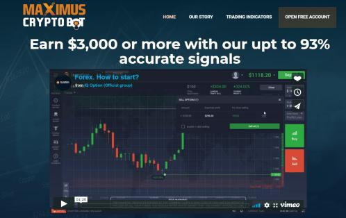 Crypto bot trading software