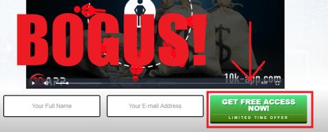 10K app scam