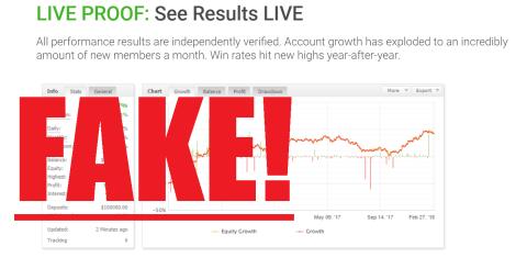 Crypto Trader Elite Scam Alert