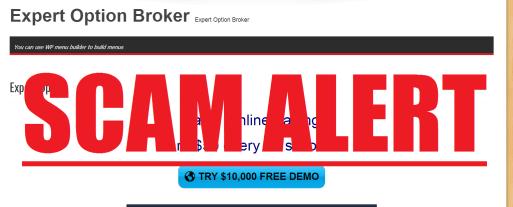Expert Option Broker