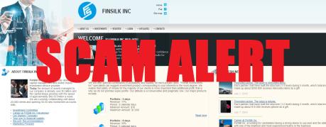 Finsilk Inc.