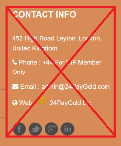 24 Pay Gold