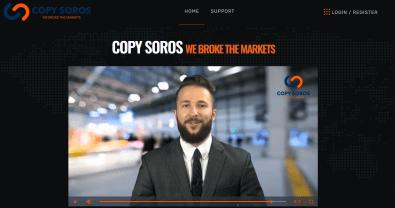Copy Soros app