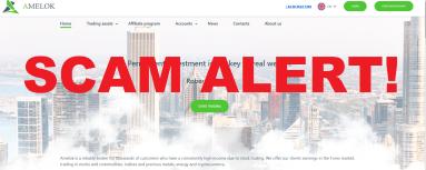 Amelok Scam Alert